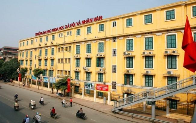 đại học KHXHNV